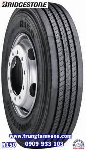Lốp xe Bridgestone Truck & Bus R150 - 12R22.5