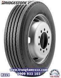 Lốp xe Bridgestone Truck & Bus R224 - 10.00R20 16PR