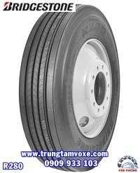 Lốp xe Bridgestone Truck & Bus R280 - 295/75R22.5