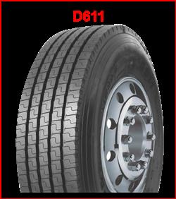lốp xe DRC D611