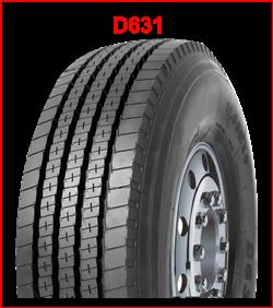 Lốp xe DRC D631