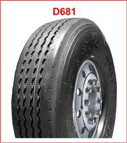 Lốp xe DRC 681
