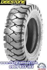 Lốp hơi xe nâng Deestone - 28x9-15