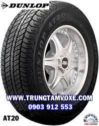 Lốp xe Dunlop Grandtrek AT20 - 245/70R16