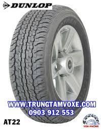 Lốp xe Dunlop Grandtrek AT22 - 255/70R16