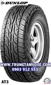 Lốp xe Dunlop Grandtrek AT3 - 225/70R16