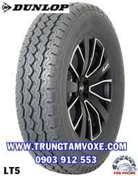 Lốp xe Dunlop Light Truck LT5 - 195R15