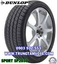 Lốp xe Dunlop SP Sport 2030 - 185/60R15
