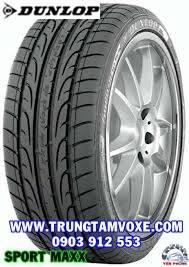 Lốp xe Dunlop SP Sport Maxx - 275/35ZR19