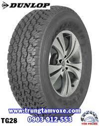 Lốp xe Dunlop Grandtrek TG28 - 275/70R16