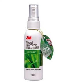 Chai xịt khử mùi diệt khuẩn (Trắng) 3M Natural Deodorizer PN12008 100ml