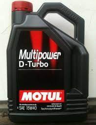 Motul 15W40 máy dầu