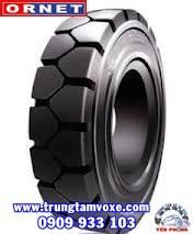 Lốp đặc xe nâng Ornet - 18x7-8