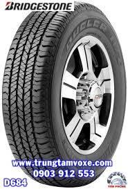 Lốp xe Bridgestone Dueler H/T D684 - 265/65R17